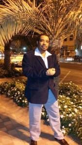 الشاعر أحمد محمد