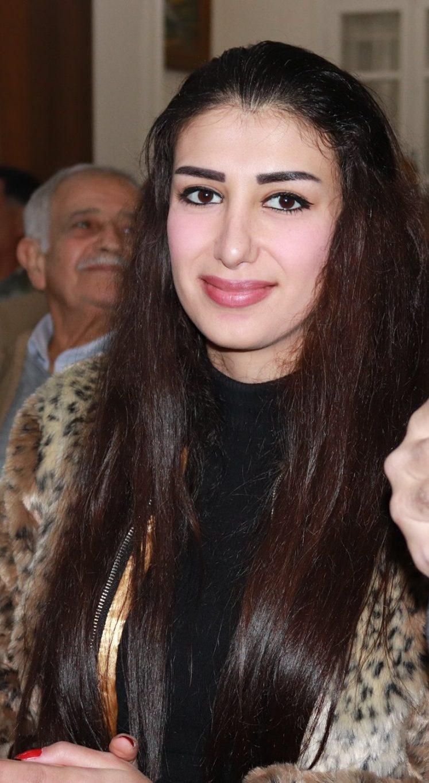 زفرات فجرٍ عربيّ…. شعر: رولا ماجد